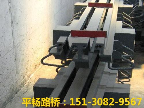 公路桥梁伸缩缝装置 单组式模数式桥梁伸缩缝行业标杆10