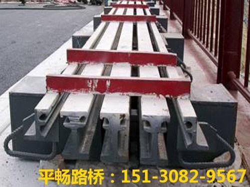 公路桥梁伸缩缝装置 单组式模数式桥梁伸缩缝行业标杆12