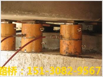 科运橡塑桥梁支座更换方案更换步骤 桥梁橡胶支座维护手册2