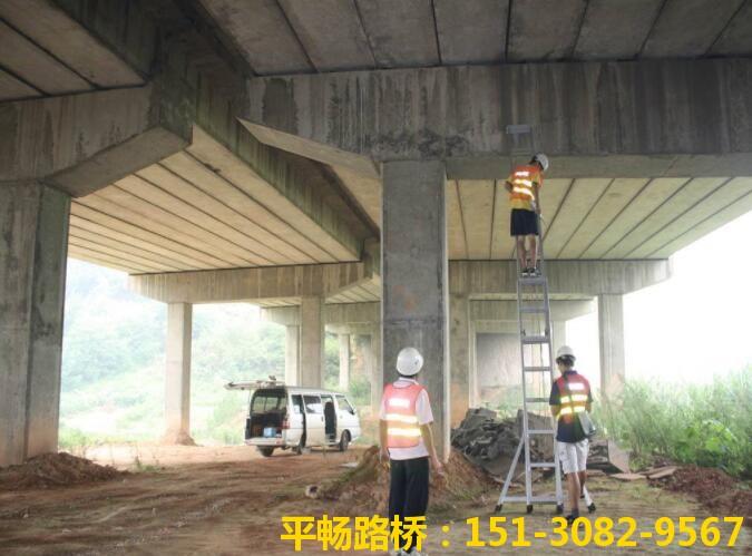桥梁病害检测2