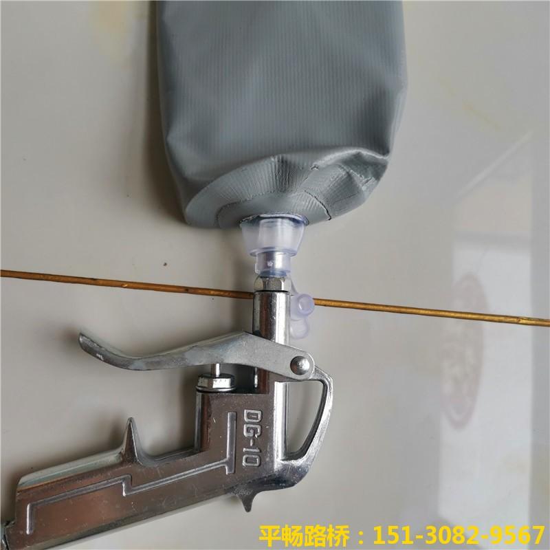 充气式隔断气囊-超高层建筑高低标号混凝土拦茬气囊2