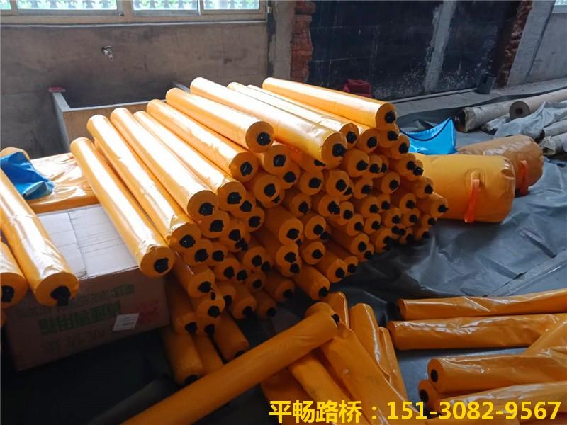 高低标号混凝土浇筑如何隔断拦茬-梁柱隔断气囊来帮忙9