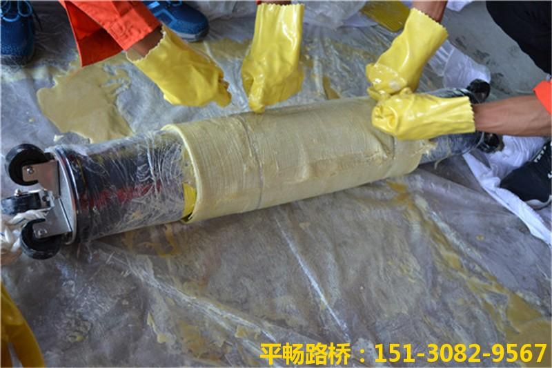非开挖管道点位CIPP局部修复树脂供应厂家 工艺详解5